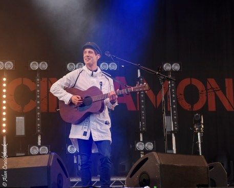 Gerry Cinnamon at Belladrum 2018 1 - Gerry Cinnamon, Saturday at Belladrum 2018 - IMAGES