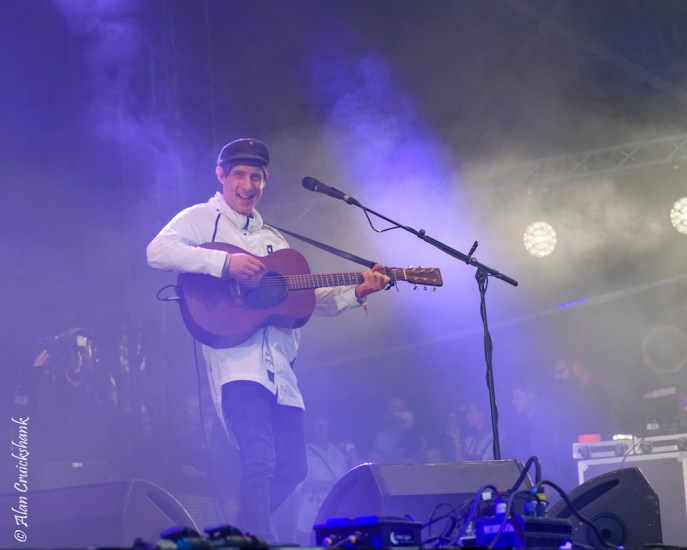 Gerry Cinnamon at Belladrum 2018 6 - Gerry Cinnamon, Saturday at Belladrum 2018 - IMAGES