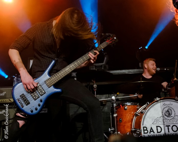 Ironworks October 2018 with Bad Touch 2 - Bad Touch, 19/10/2018 - Images and Review