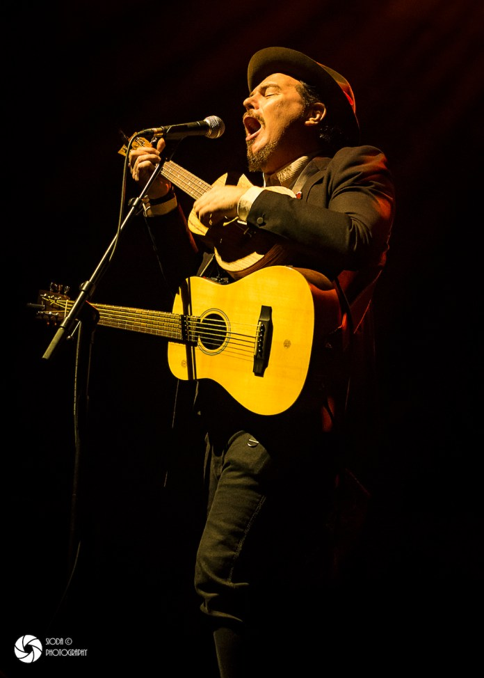Jack Lukeman at Inverness Leisure Centre 23rd November 2018 868 - The Proclaimers, 22/11/2018 - Images