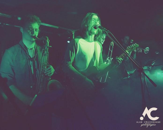 Tom McGuire The Brassholes Inverness November 2018 14 - Tom McGuire & The Brassholes, 8/11/2018 - Images