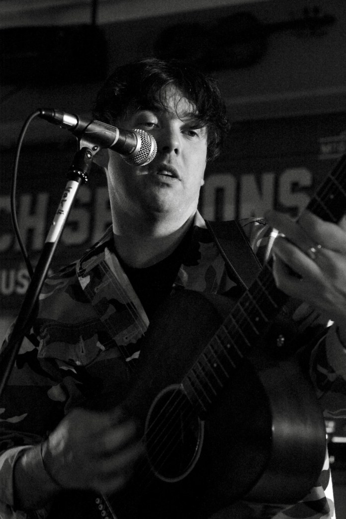 Billy Mitchell at The Porch Sessions Inverness December 20183164 - The Porch Sessions, 8/12/2018 - Images