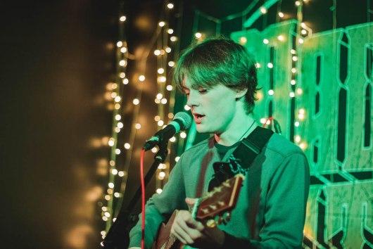 JAMES BURTON 2 - North Highland College Music Showcase, 17/1/2019 - Images