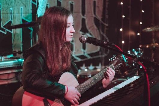 NATALIE JACK 3 - North Highland College Music Showcase, 17/1/2019 - Images