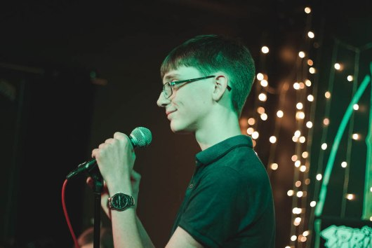 NATALIE JACK 4 - North Highland College Music Showcase, 17/1/2019 - Images