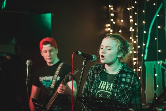 TIRED YOUTHS 2 - North Highland College Music Showcase, 17/1/2019 - Images