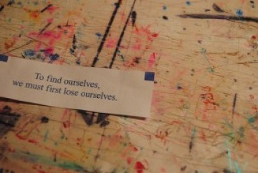 find ourselves
