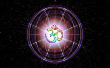 aum is a cosmic sound