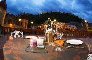 guanajuato terraza
