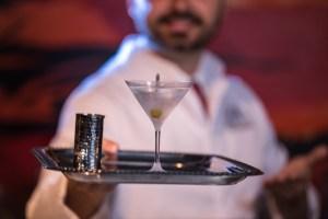 Dry Martini 3