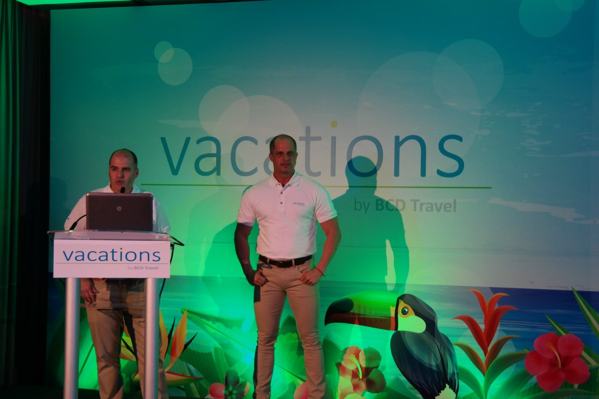 "BCD Travel presenta ""Vacations by BCD Travel"""