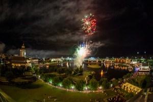 WGV Fireworks