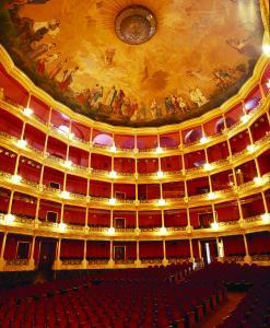 Teatro Degollado, Crédito OFVC Guadalajara