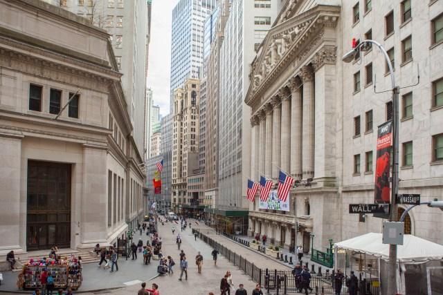 Wall Street, Lower Manhattan, Manhattan