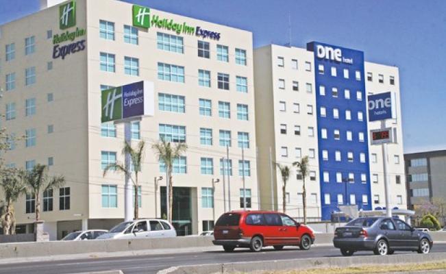 Reportan caída en demanda hotelera