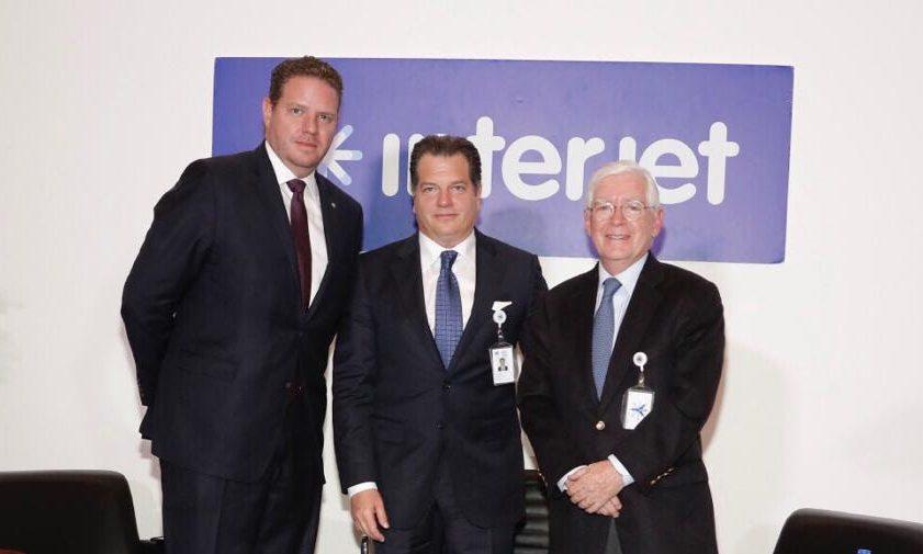 Interjet designa nuevo director General en sustitución de José Luis Garza