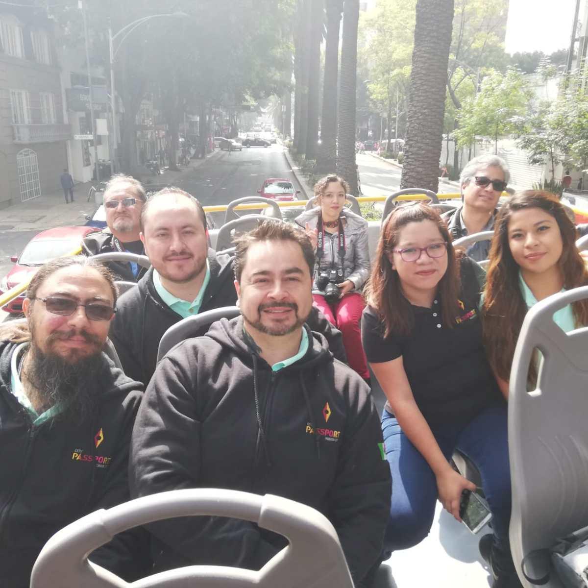 CityPassport México ofrece atracciones en CDMX y tour en Teotihuacán, Taxco y San Miguel de Allende