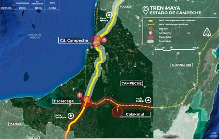 Tren Maya: el Estado mexicano ante la ONU