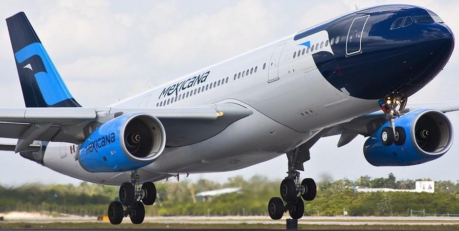 Reciben exempleados de Mexicana de Aviación pago por juicio laboral