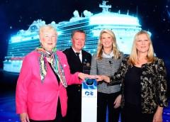 Princess Cruises nombra su nuevo barco Sky Princess