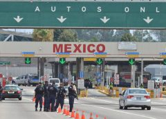 Se pospone apertura de la frontera entre México y EU para viajes turísticos