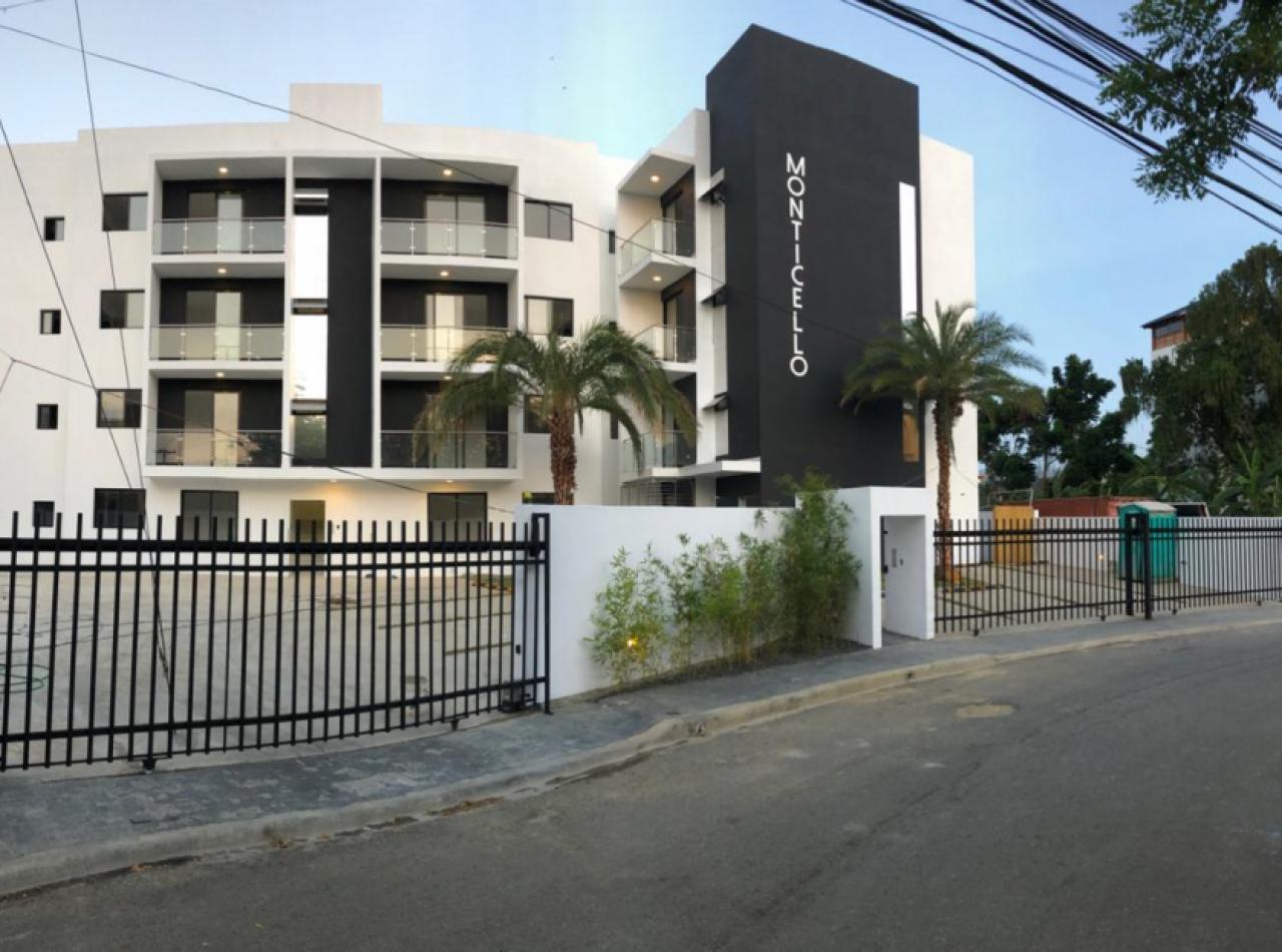 Residencial Monticello, Apartamentos en Llanos de Gurabo Santiago