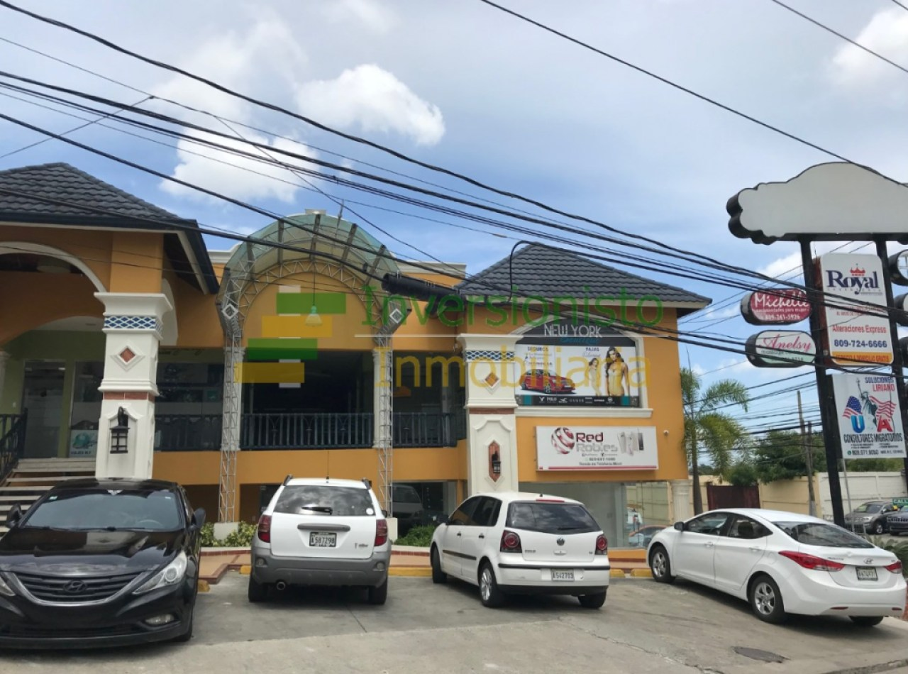 Local Comercial con 40 Mts2 en Avenida Gregorio Luperón, Santiago