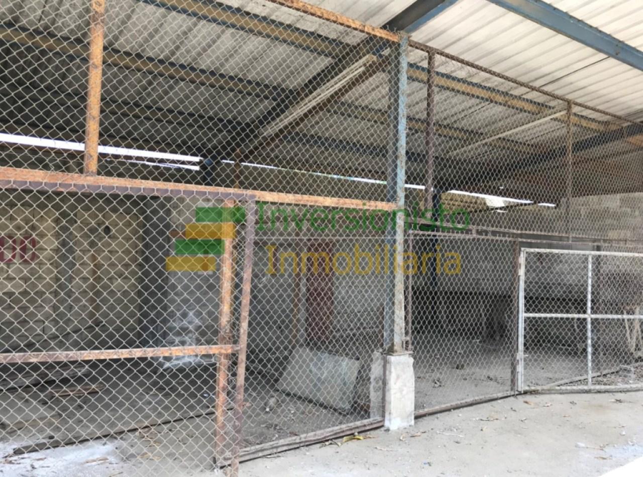 Terreno Industrial con Oficinas de 1,530 Mts2 en Don Pedro, Santiago