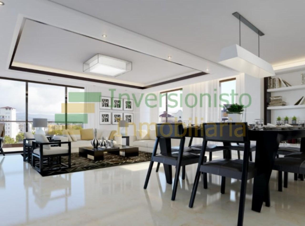Apartamento con 80 Mts2 en Torre Versalles en la Esmeralda, Santiago