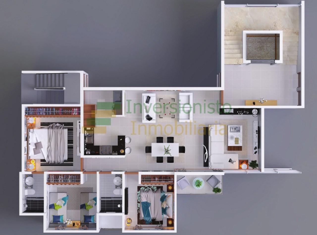 Torre REAL VI, Apartamento Disponible con Gym y Piscina en Santiago