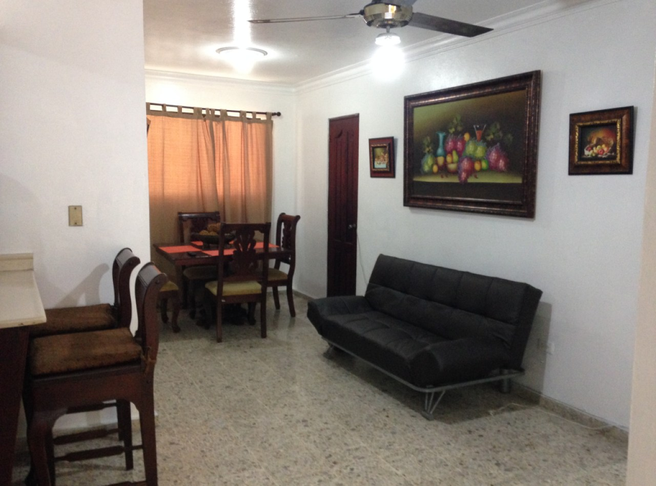 Apartamento en la Rosaleda cerca de PUCMM en Santiago