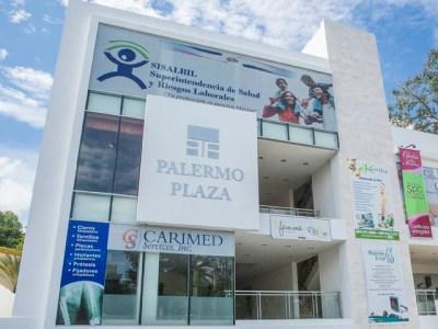 Local de 54 MTS2 en Plaza Palermo, Santiago