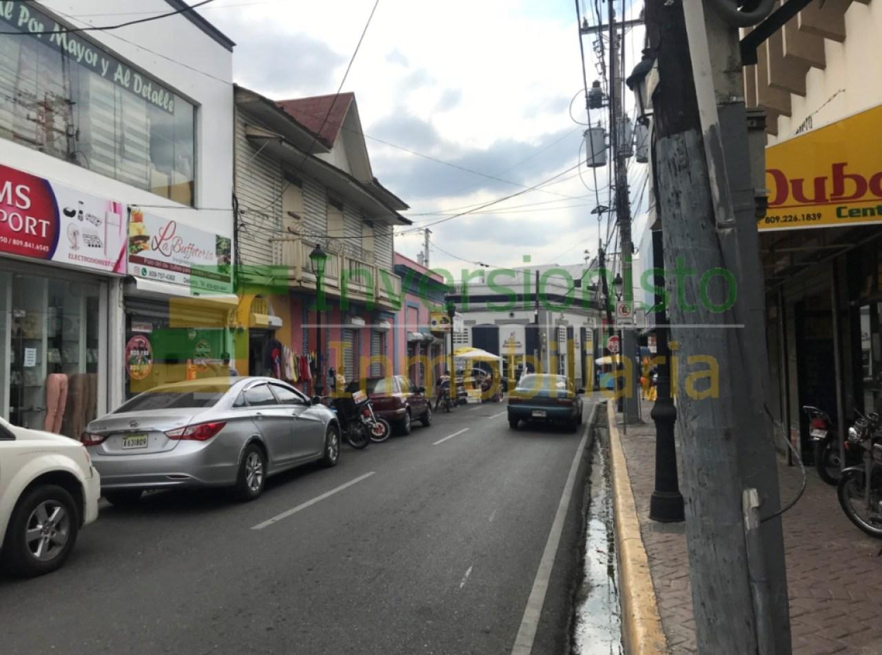 Locales Comerciales Disponibles en el Centro de Ciudad, Santiago