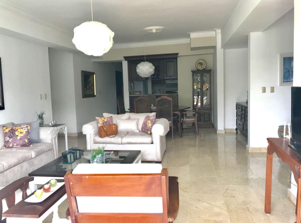 Apartamento Amueblado de Renta Reparto Panorama