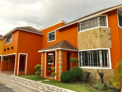 Casa en el Dorado II en Hermoso Proyecto Cerrado en Santiago