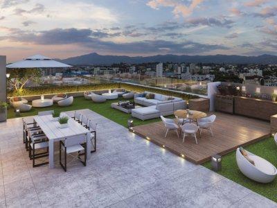 Torre DIB, Amplios Apartamentos en la Esmeralda, Santiago