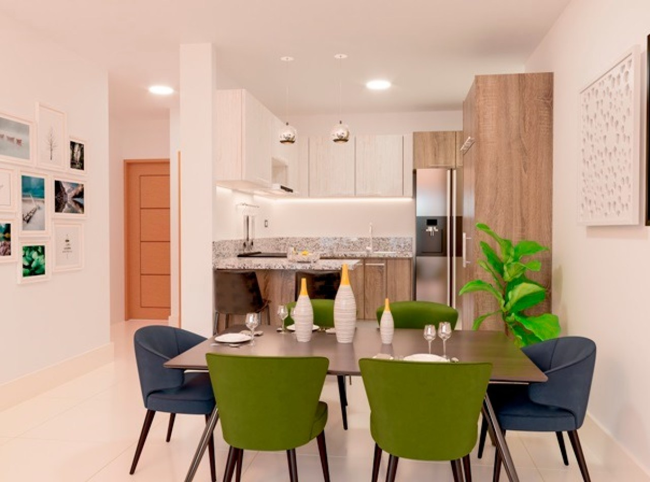 GAIA Residences Apartamentos en Venta, Santiago