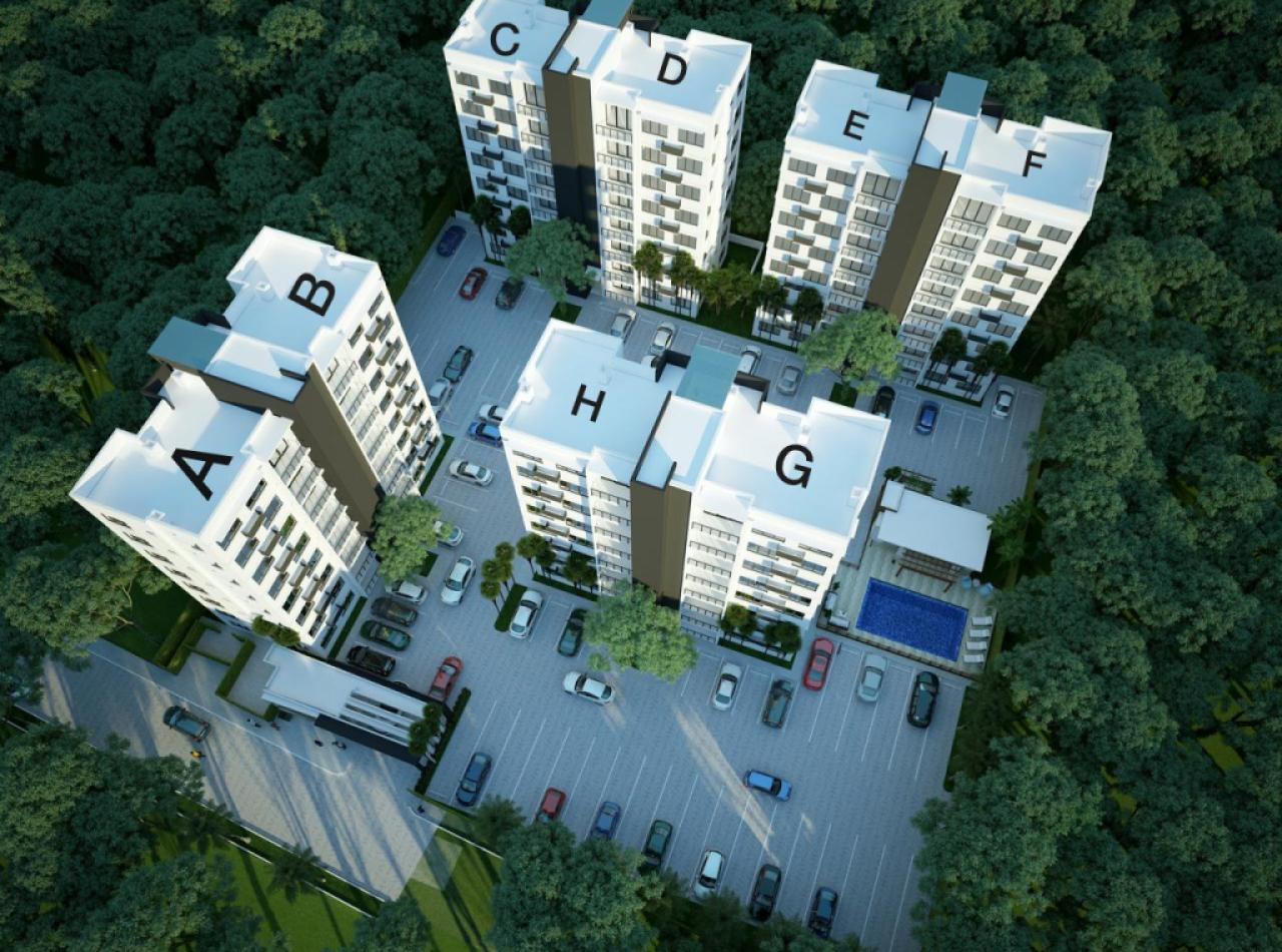 Garden Towers, Lujosos Apartamentos en la Entrada de Santiago