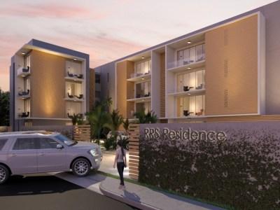 Proyecto RRS Residences, Apartamentos en Villa del Norte, Santiago.