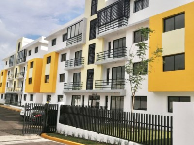 Moderno Residencial: Tercera Etapa Apartamentos
