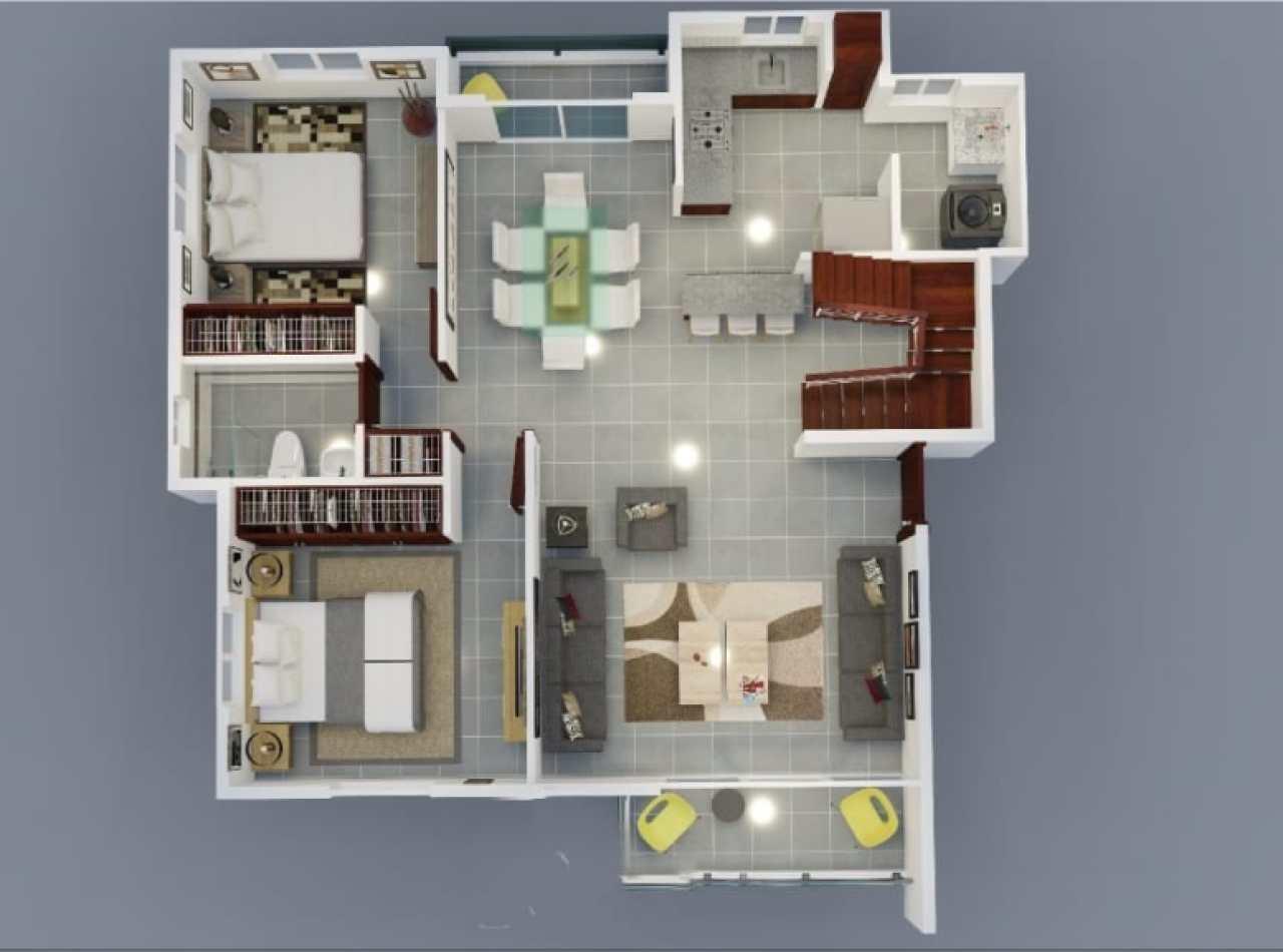 Residencial Gabriel II, Apartamentos en la Ave. 27 de Febrero, Santiago.
