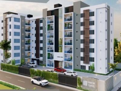Chantini Towers, Hermoso Proyecto de Apartamentos en Jardines del Este, Santiago