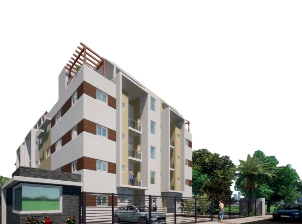 ROSE GARDEN RESIDENCE Apartamentos en la Urbanización Real, Santiago