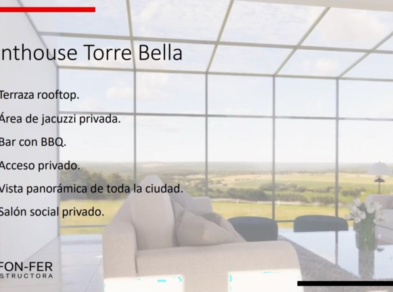 Torre Bella, Apartamentos en Venta Urbanización Thomén