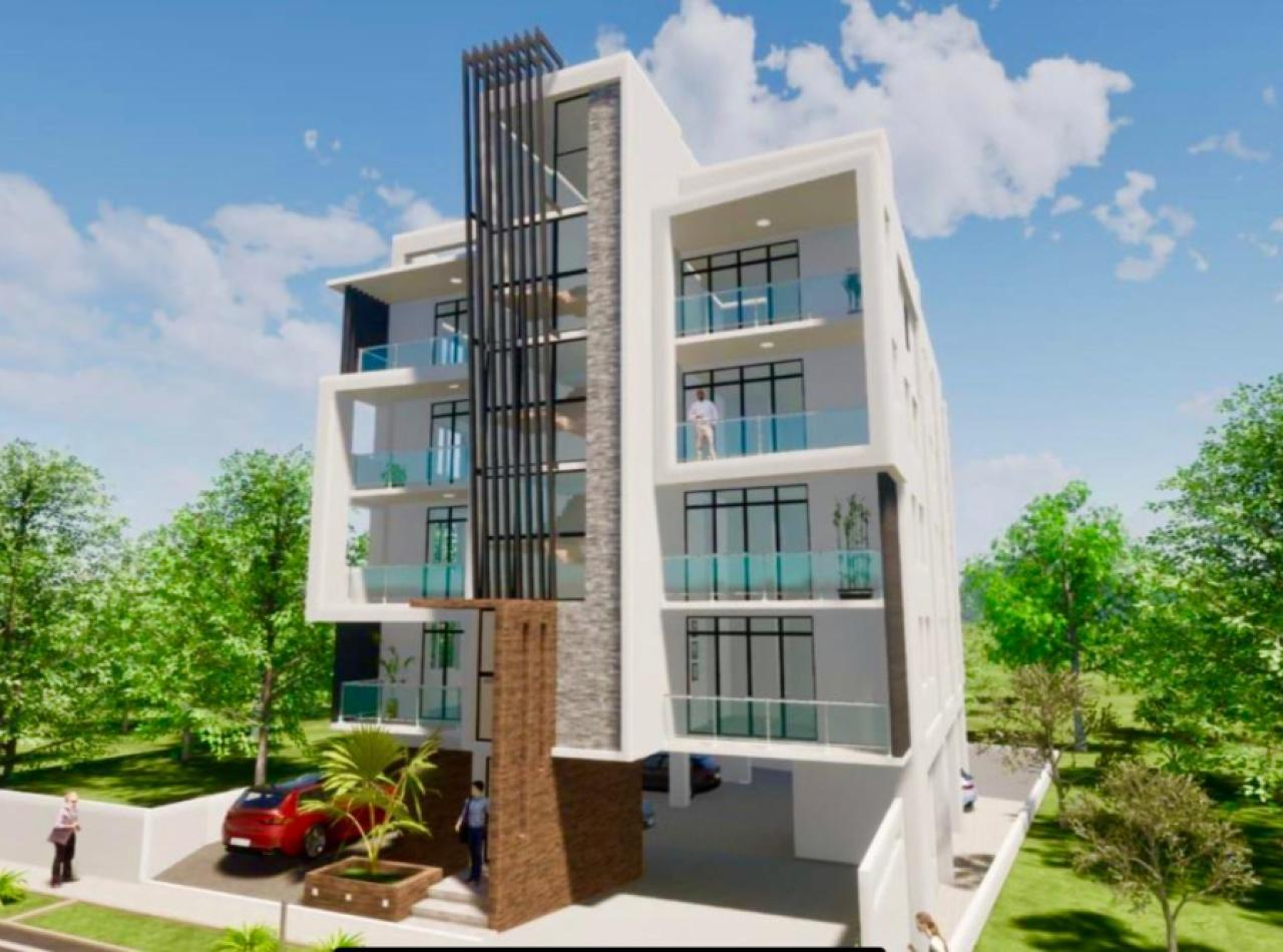 Residencial IAN Hermosos Apartamentos en Venta, La Loteria