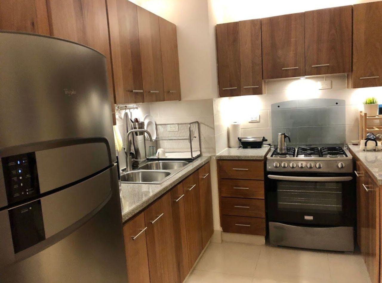 Hermoso Apartamento AMUEBLADO en Venta, Dorado I, Santiago