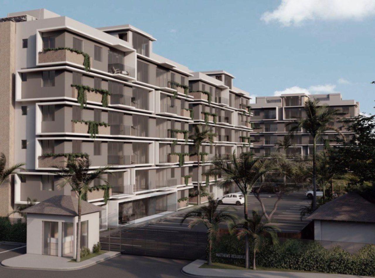 MATTHEW GARDEN RESIDENCES, Exclusivo Proyecto de Apartamentos