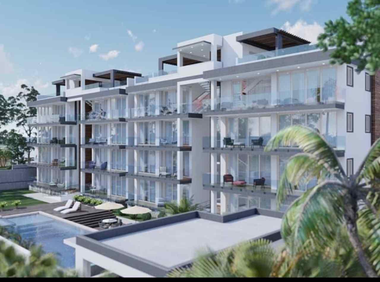 Nuevo Proyecto de Apartamentos Inteligentes en Cabarete