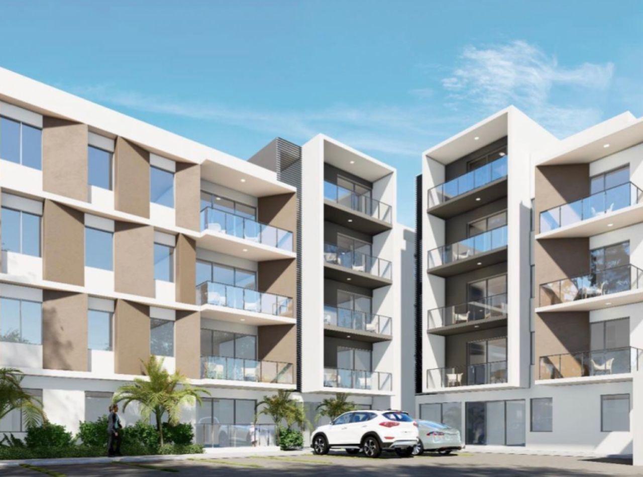 Apartamentos con Exquisito Diseño en la Urbanización Thomen