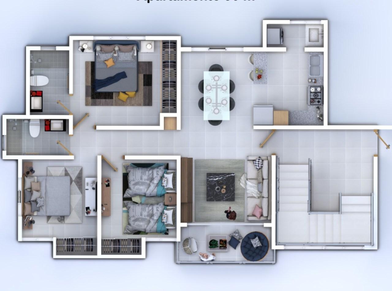 Hermosos Apartamentos con Piscina Próximos a Carretera Santiago-Licey